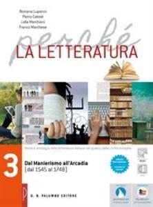 PERCHE LA LETTERATURA 3